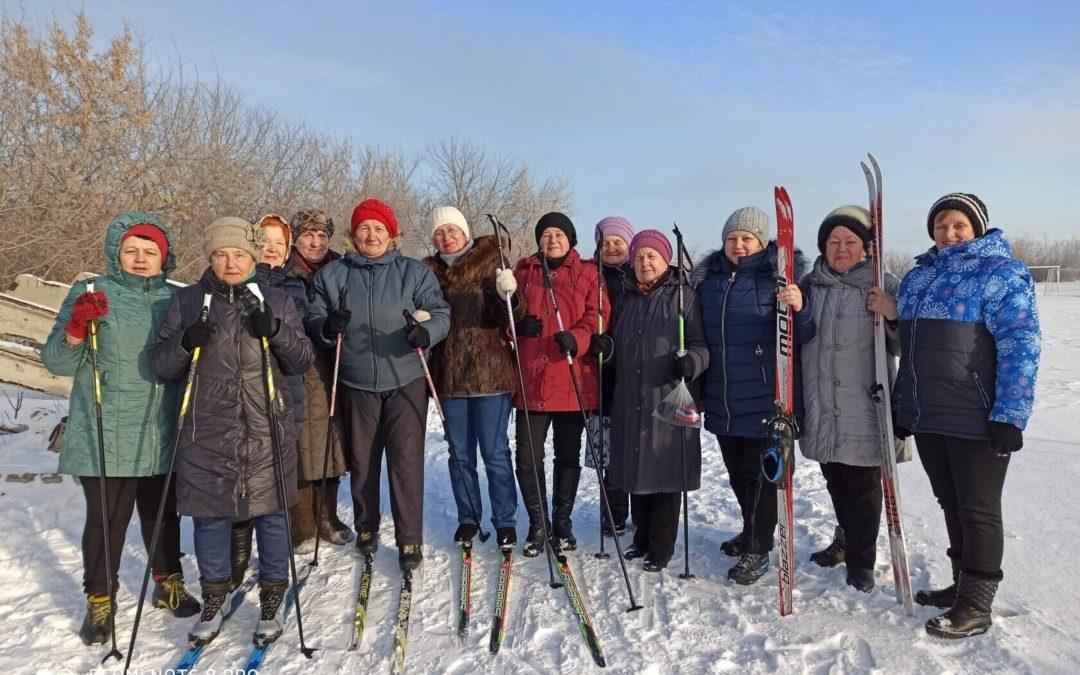 Волонтерский проект для пенсионеров реализуется в Лебяжье