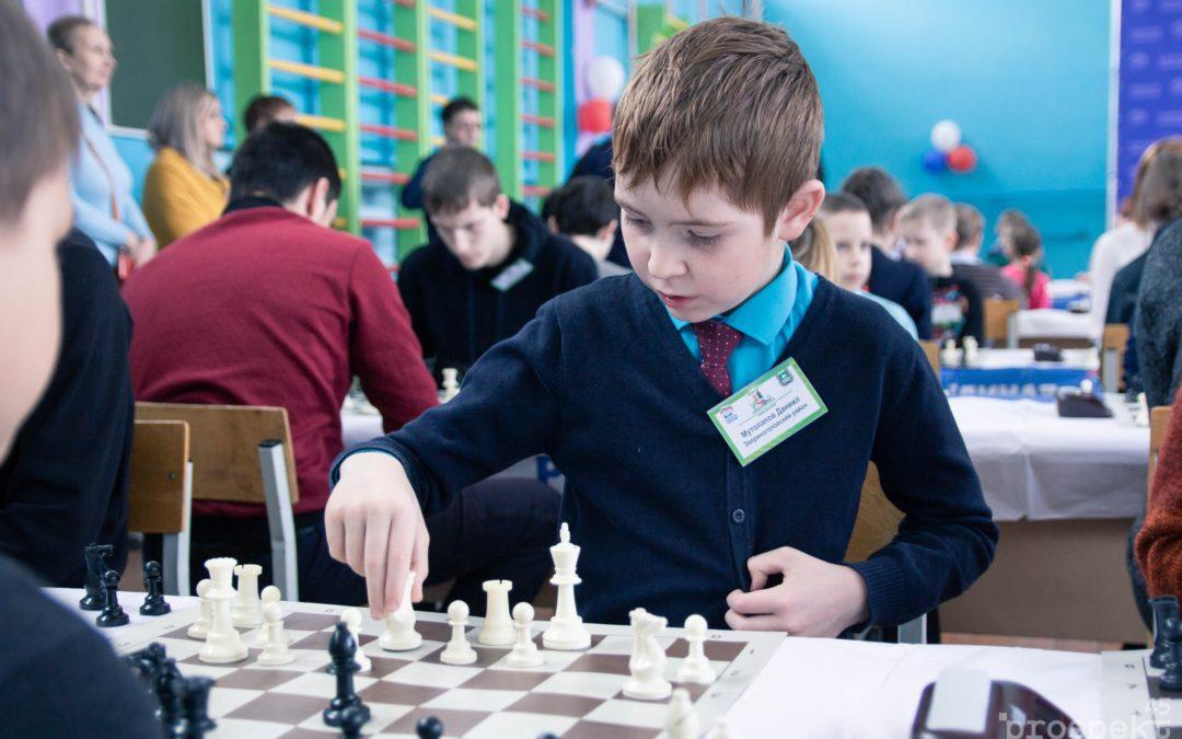 Названы победители Школьной шахматной лиги