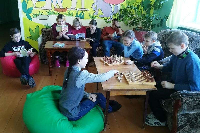Коворкинг-территория появилась в школе Лебяжьевского района