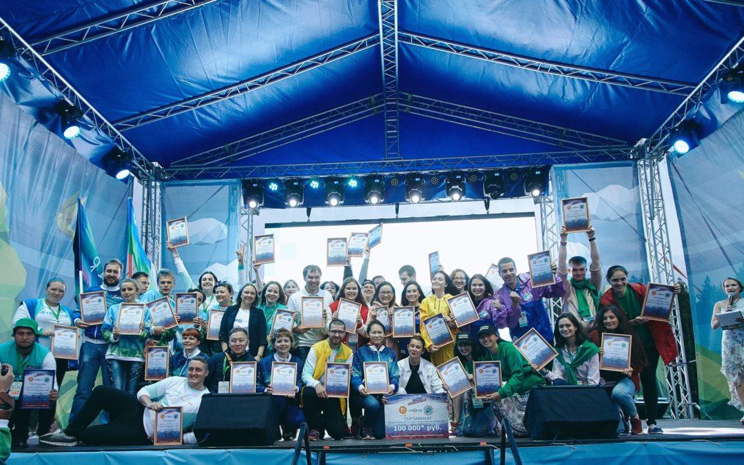 Более 7 миллионов рублей заработала зауральская молодежь!