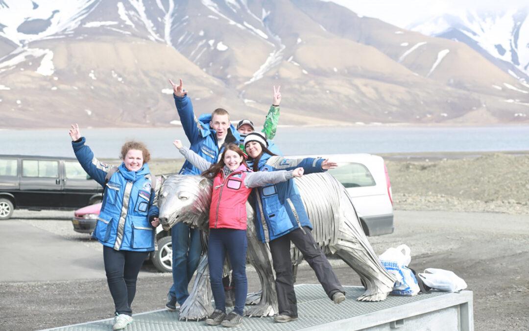 Стань частью «Команды Арктики»!