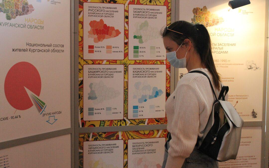 Общественный проект «Народы Курганской области» продолжает работу
