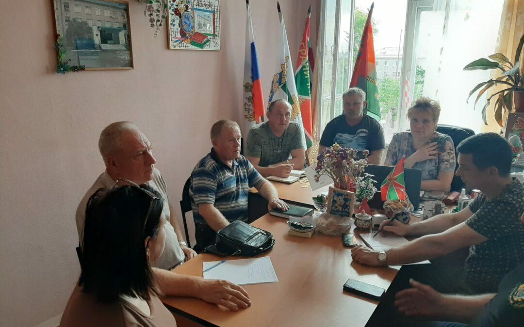 В Новой Сидоровке пройдут торжественные мероприятия, посвященные присвоению школе имени «25 героев 12 пограничной заставы»