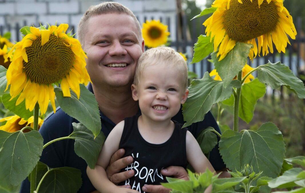 В Зауралье подвели итоги фотоконкурса «Я – отец»