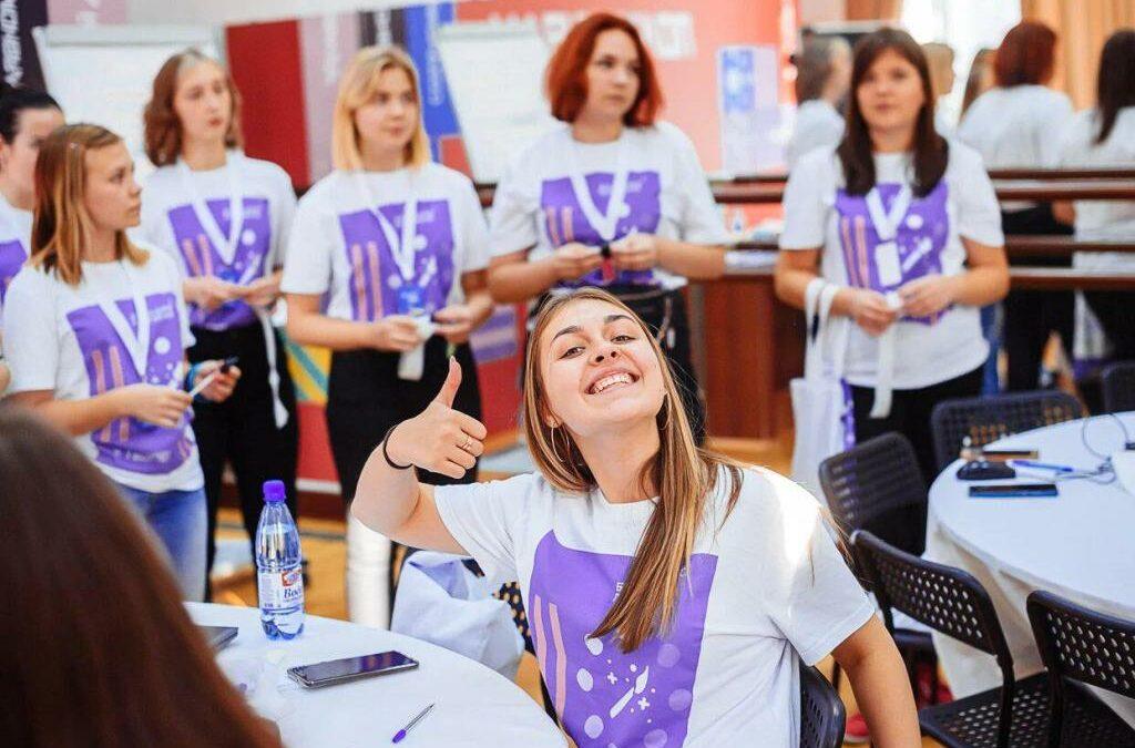 Юные зауральцы участвуют в полуфинале «Большой перемены»
