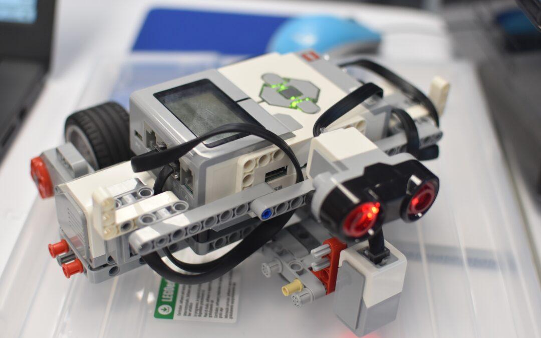 Стартует конкурс «ТЕХНО-Lego»