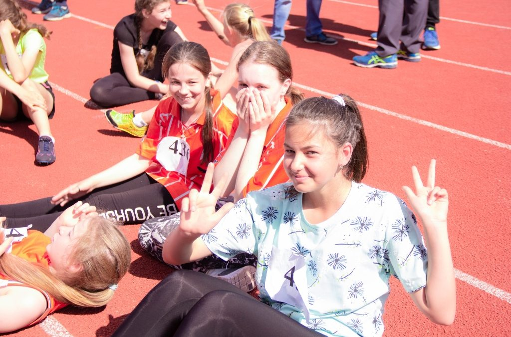 Курганские школьники примут участие в Президентских соревнованиях