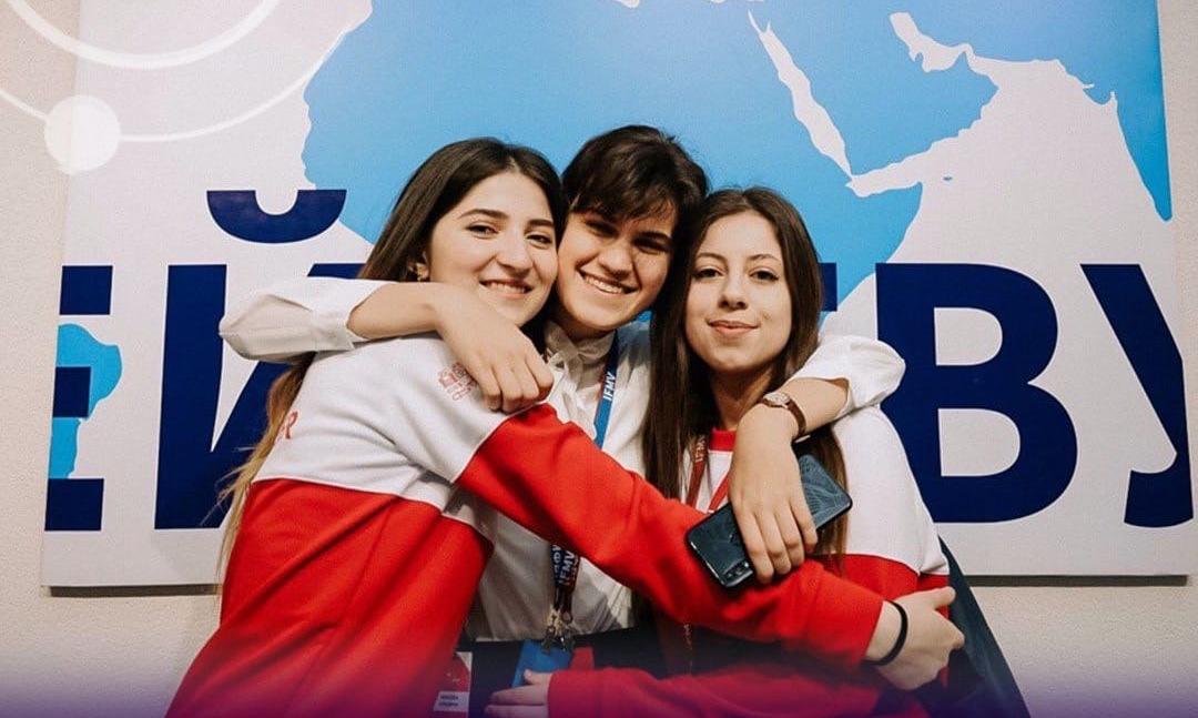 Стань волонтером Всемирных студенческих игр!