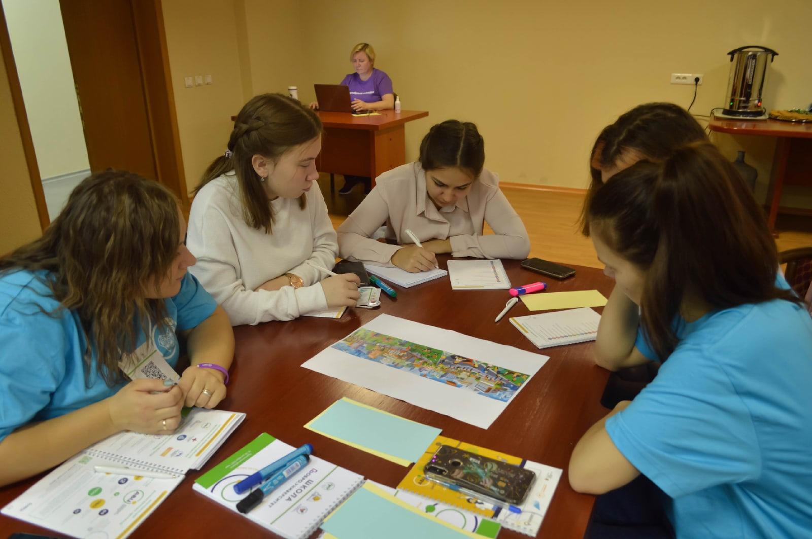 Волонтеры Курганской области  прошли школу добровольчества